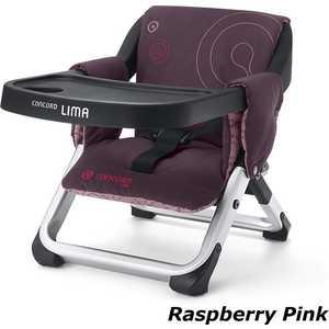 Стульчик для кормления Concord Lima Rasperry Pink LI0967RS цена