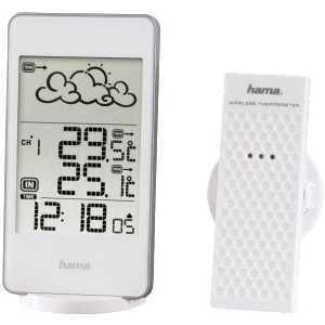 Метеостанция HAMA EWS-850 метеостанция цифровая hama ews 800 h 76045