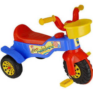 Велосипед Pilsan 3-х колёсный Rainboy bike (3+) 7116