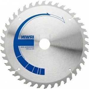 Фотография товара диск пильный Irwin 160х20/16мм 18 зубьев Pro (10506792) (436155)