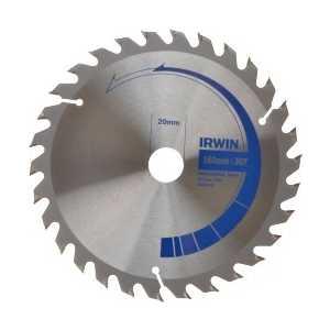 Диск пильный Irwin 160х20/16мм 30 зубьев Pro (10506794) диск пильный irwin ir mpp f305mmt60f30 m