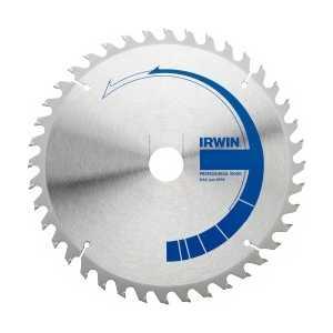 Диск пильный Irwin 235х30/25/16мм 40 зубьев Pro (10506817)