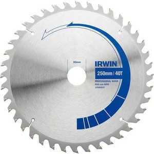 Фотография товара диск пильный Irwin 250х30/25/20мм 60 зубьев Pro (10506820) (436168)
