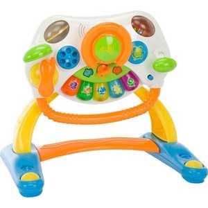 Развивающий центр WEINA ходунки Музыкальный руль 3в1 2084 музыкальный инструмент детский weina weina детский синтезатор со стульчиком