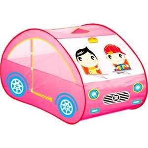 Фотография товара игровой дом YONGJIA Автомобиль Розовый 889-58B (436363)