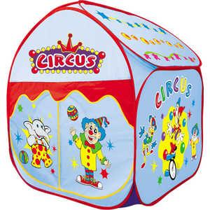 Игровой дом YONGJIA Большой цирк Голубой 889-105B