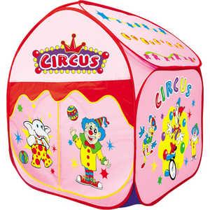 Игровой дом YONGJIA Большой цирк Розовый 889-108B