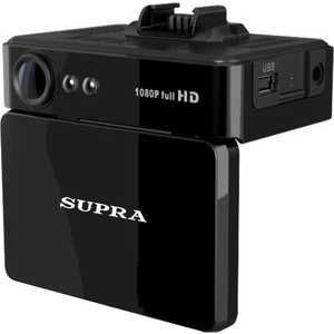 Видеорегистратор Supra SCR-888 видеорегистратор supra scr 35hd