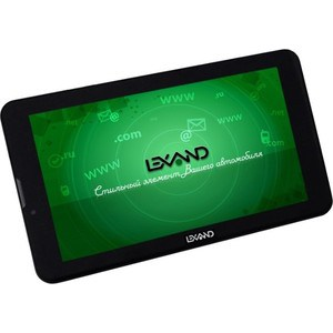 GPS навигатор Lexand SC-7 pro HD 7 inch digital color hd tft lcd monitor screen 2 video input black for car rear view backup camera dvd vcr gps tv
