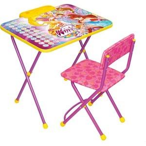 Фотография товара набор мебели Ника Winx 2 Азбука В2А (436940)