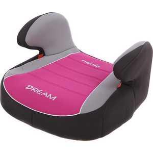 Бустер Nania Dream LX Ago Raframbios розовый/серый 259924