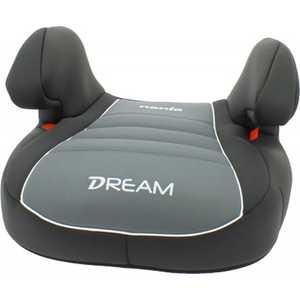 Автокресло-бустер Nania Dream LX Ago Rastorm черный/темно серый 255006