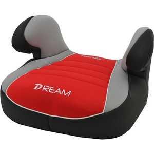 Бустер Nania Dream Agora Carmin luxe clair серый /красный/светло-серый 257129