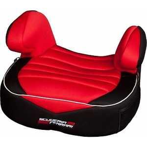 Бустер Nania Dream Corsa Ferrari красный/черный 258956