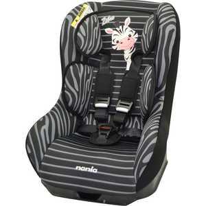 Автокресло Nania Driver Animals Zebre Black черный 47175 автокресло nania driver animals zebre black черный 47175