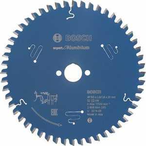 Диск пильный Bosch 165х20мм 52зуба Expert for Aluminium (2.608.644.095) диск пильный bosch expert for multimaterial 2608642528