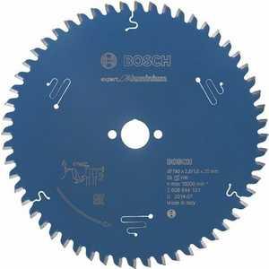 Фотография товара диск пильный Bosch 190х20мм 56зубьев Expert for Aluminium (2.608.644.101) (437961)