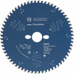 Диск пильный Bosch 305х30мм 96зубьев Expert for Aluminium (2.608.644.115) диск пильный bosch 305х30мм 96зубьев expert for multi material 2 608 642 529