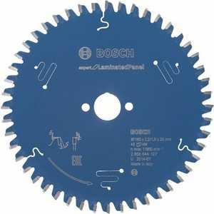 Диск пильный Bosch 160х20мм 48зубьев Expert for Laminated Panel (2.608.644.127)  пильный диск bosch 160х20мм 2608641800