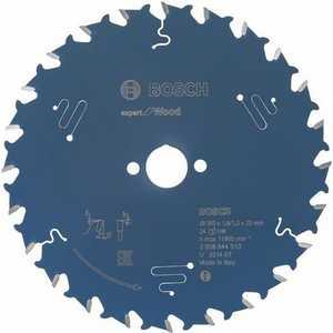 Диск пильный Bosch 160х20мм 24зуба Expert for Wood (2.608.644.013)