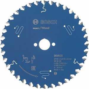 Диск пильный Bosch 160х20мм 36зубьев Expert for Wood (2.608.644.017) пильный диск bosch 160х20мм 2608641800