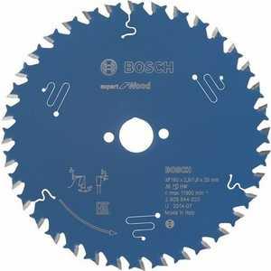 Диск пильный Bosch 160х20мм 36зубьев Expert for Wood (2.608.644.020)  пильный диск bosch 160х20мм 2608641800
