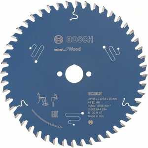Диск пильный Bosch 165х20мм 48зубьев Expert for Wood (2.608.644.024)