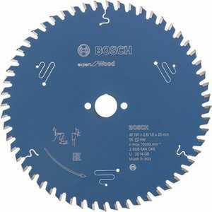 Диск пильный Bosch 190х20мм 56зубьев Expert for Wood (2.608.644.046)