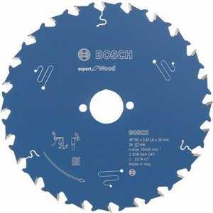 Диск пильный Bosch 190х30мм 24зуба Expert for Wood (2.608.644.047)