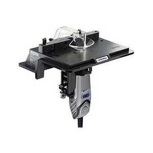 Столик для фрезерования Dremel 203х152мм (2615023132)