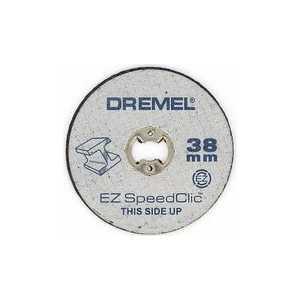 Отрезные круги Dremel 38мм 12-Pack SC456B EZ SpeedClic (2615S456JD)