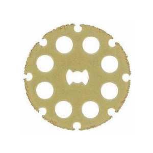 Фотография товара отрезной круг Dremel 38мм для древесиный SC544 EZ SpeedClic (2615S544JB) (439059)