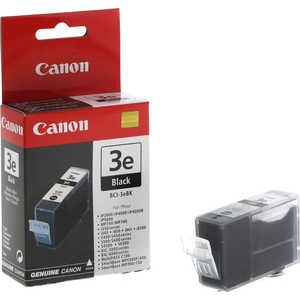 Canon BCI-3eBK (4479A002) картридж струйный lomond canon bci 3ey для canon bc 31 bc 33 s600 yellow