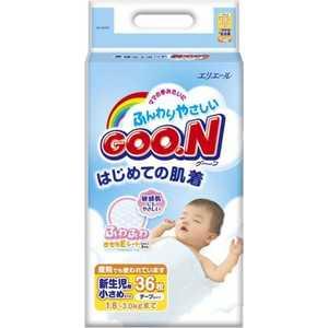 Подгузники Goon 1.8-3 кг (36шт) N/B (4902011751291) 753565