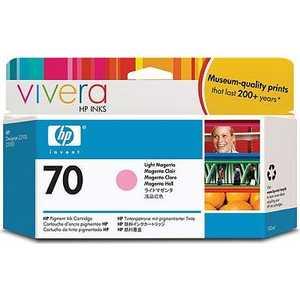 Картридж HP N70 Light Magenta (C9455A) картридж для принтера nv print для hp cf403x magenta