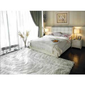 Кровать Аскона Amelia 140х200 к/з White (С основанием) цена