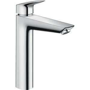 Смеситель для раковины Hansgrohe Logis 190 мм (71090000) держатель туалетной бумаги hansgrohe logis 40526000
