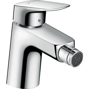 Смеситель для биде Hansgrohe Logis 70 мм (71204000) держатель туалетной бумаги hansgrohe logis 40526000