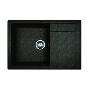 Мойка кухонная Dr.Gans Техно 760 черный (25.030.D0760.407) rosalind черный 760 a