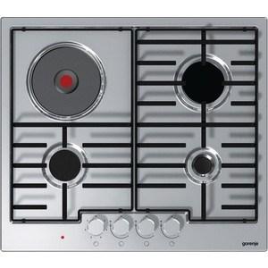 Комбинированная варочная панель Gorenje K 6 N30IX кухня классика 3 левая