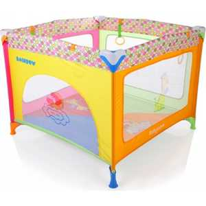 Манеж Baby Care Rainbow P02-F baby care rainbow