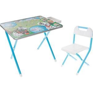 Фотография товара набор мебели Дэми ''Дэми'' №1 ''Далматинцы'' голубой (441409)
