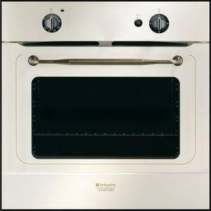 Газовый духовой шкаф Hotpoint-Ariston FHR G OW/HA