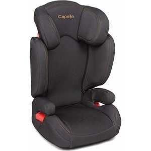 Автокресло Capella Jeans Isofix Black/ черный джинс S-2311 Jeans-135 автокресло rant b tiger space isofix blue jeans