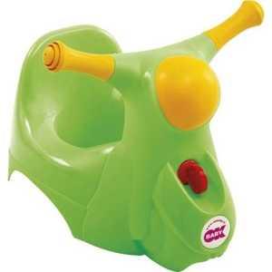 Горшок OkBaby Scooter зеленый 822