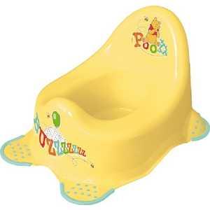 Горшок ОКТ Винни Пух музыкальный желтый 8700 okt подставка disney винни пух