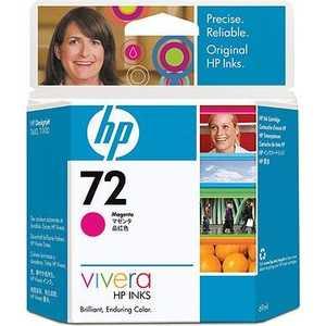Картридж HP №72 Magenta (C9399A) картридж для принтера hp c9399a 72 69 ml magenta ink cartridge