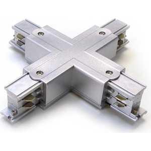 Estares Крестовое соединение ES-TRACK- X estares инфракрасный датчик движения es s01 ac220v ip20