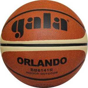 все цены на Баскетбольный мяч Gala ORLANDO 6 (арт. BB6141R) онлайн