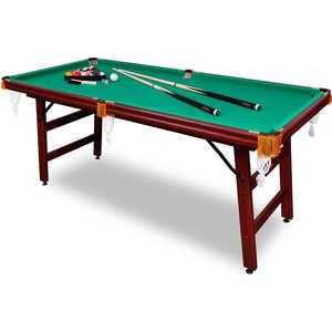 Бильярдный стол Fortuna Пул 4фт с комплектом аксессуаров